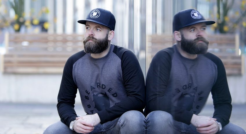 modne bluzy męskie