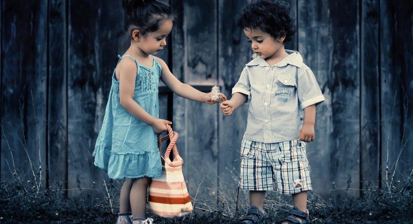 Odzież ekologiczna dla dzieci
