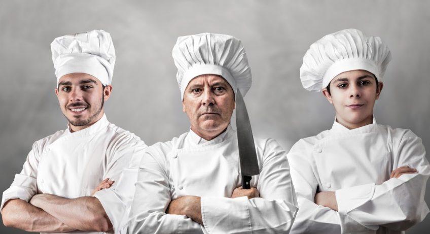 odzież kucharska